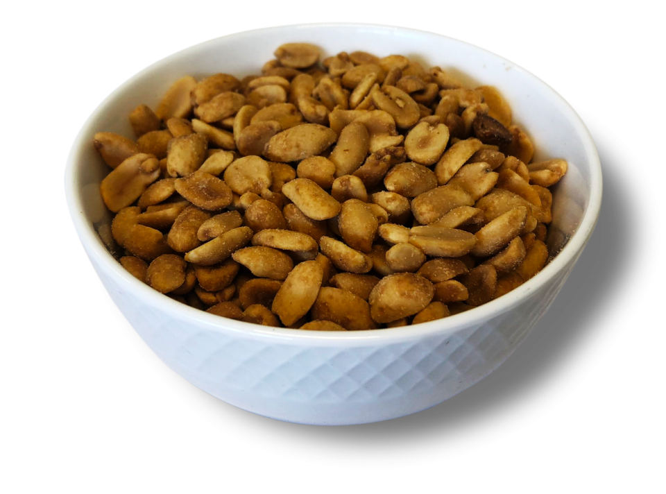 Арахис жареный со вкусом вассаби