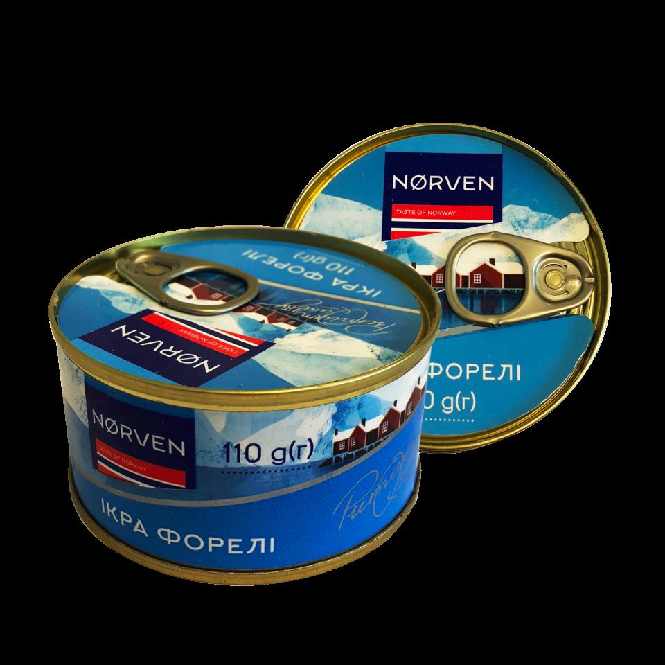 Trout caviar Norven