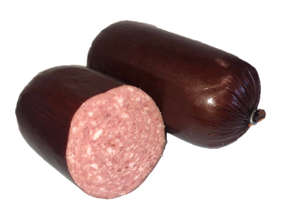 Salami pepperoni sausage