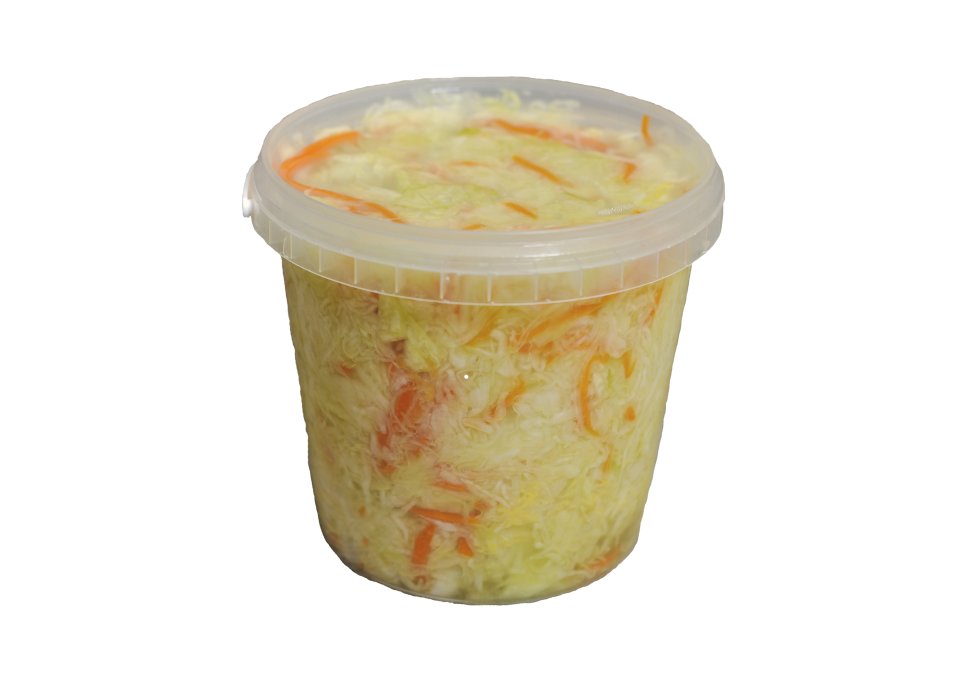 Traditional salad (white cabbage)