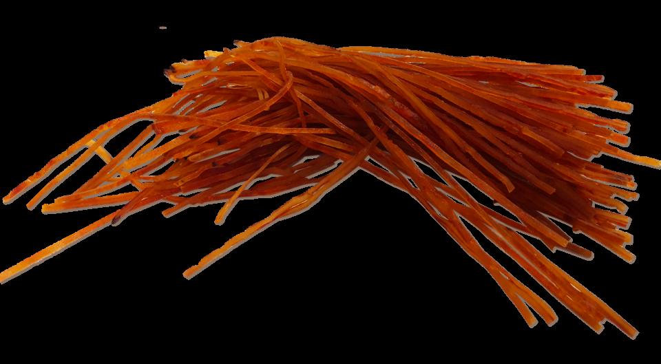 Снек рибний кальмар павутинка з перцем