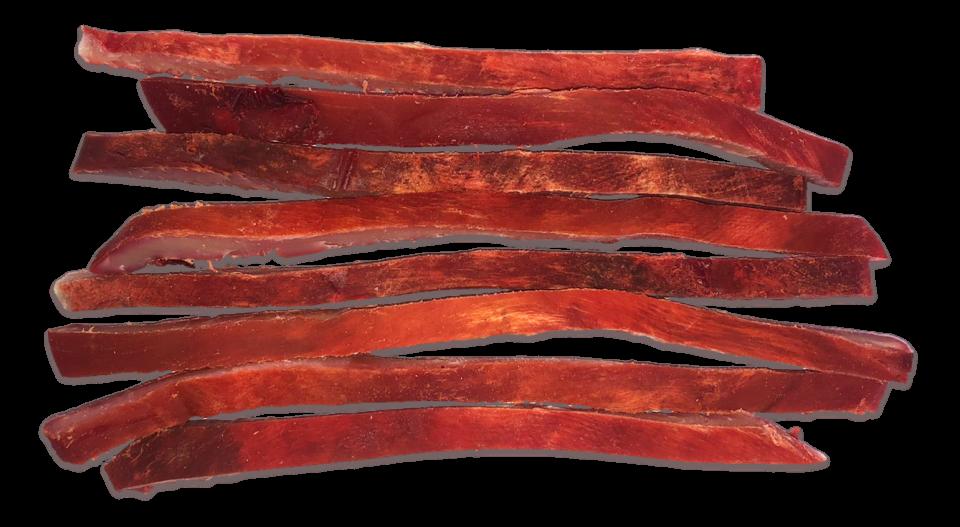 Снек рибний Смуги кальмара (крабова паличка)