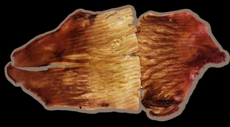 Снек рыбный тушка перуанского кальмара