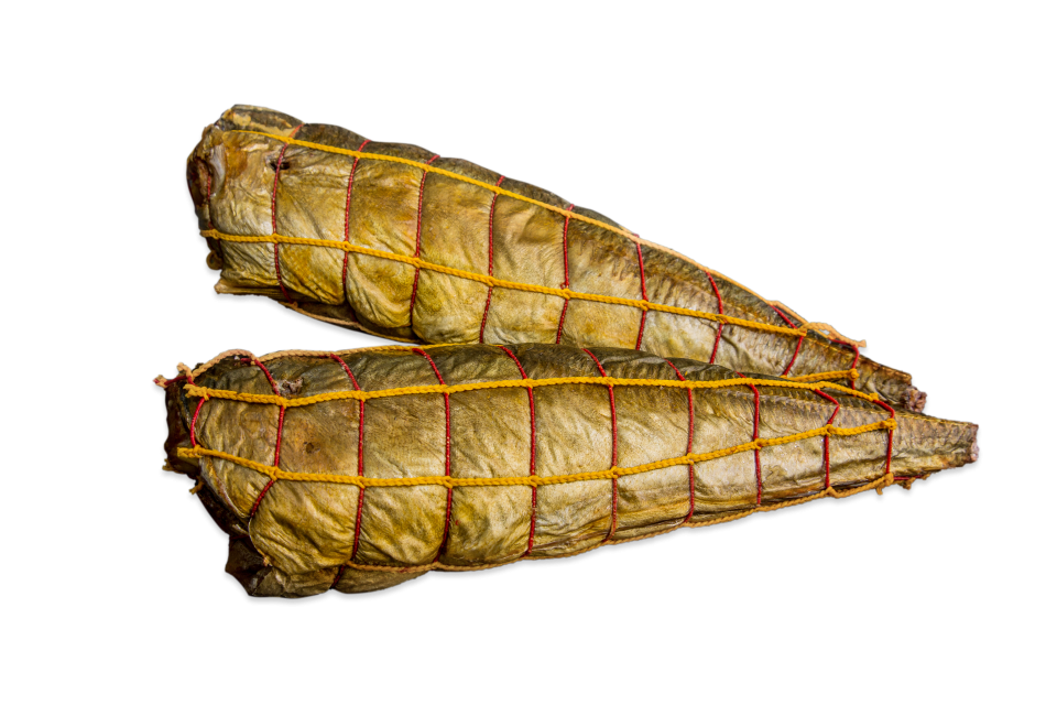 Hot smoked horse mackerel 600-900 carcass