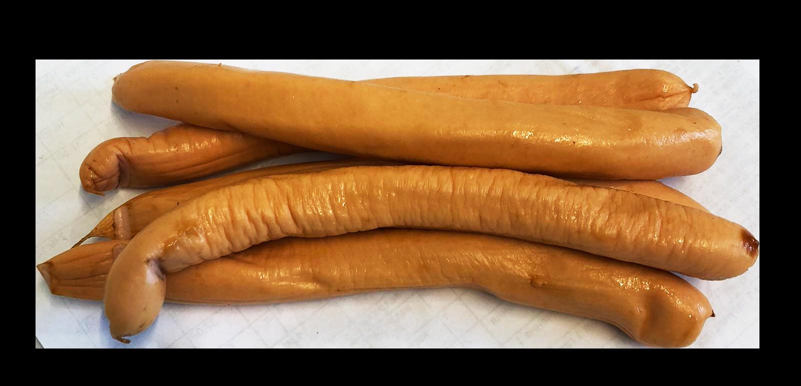 Ковбаски Віденські